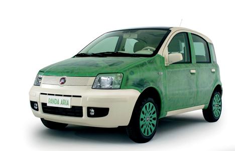 Fiat's Aria concept
