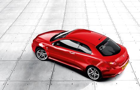 Alfa Romeo GT Cloverleaf