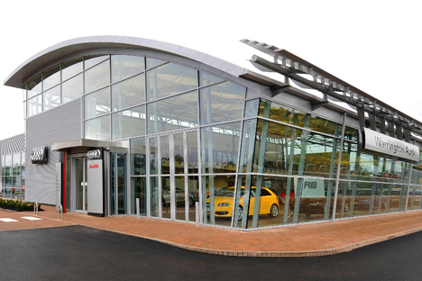 Warrington Audi completes relocation | Latest News
