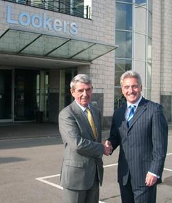 LtR: Peter Jones and Ken Surgenor