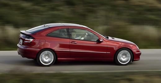 Driven - Mercedes-Benz C-class 220 CDI Sports Coupé – on sale now