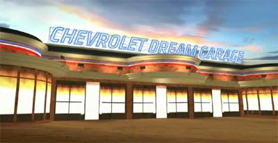 Chevrolet Dream Garage