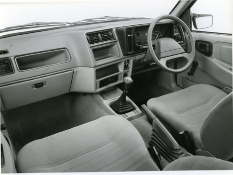 Little Picture: mystery interior