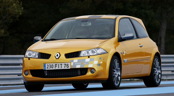 Mégane Renaultsport 230 F1 Team R26