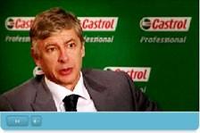 Castrol Arsene Wenger