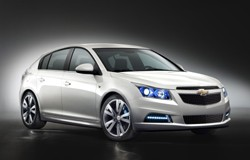 Chevrolet Cruze five-door hatch 2011