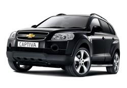 Chevrolet Captiva Ikon