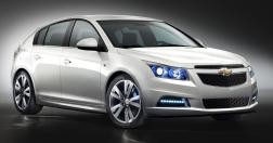 Chevrolet Cruze hatch from mid 2011
