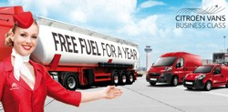 Citroen launches free fuel for a year sales campaign