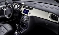 Citroen DS Concept interior