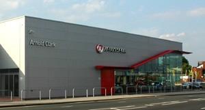 Arnold Clark Manchester brand centre