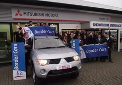 Border Cars Mitsubishi