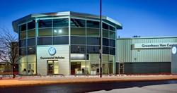 Greenhous Volkswagen van centre Bilston