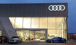 Agnew Group Belfast Audi