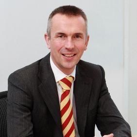 Fiat Group sales director Jon Wakefield, 2011