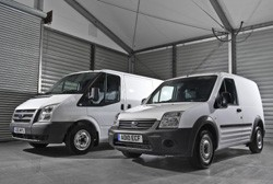 Ford Transit and Transit Connect Leader