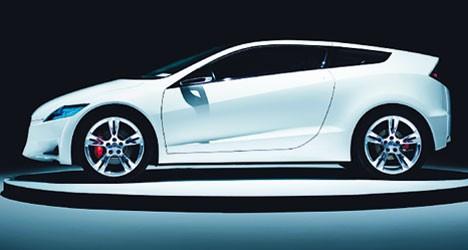 Honda CR-Z Concept Car