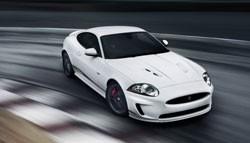 Jaguar XKR Speed and Black