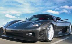 Koenigsegg sold 18 cars last year