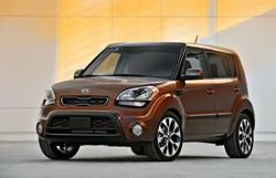 Kia Soul facelift 2011
