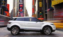 Range Rover LRX concept