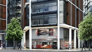 McLaren London