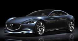 Mazda Shinari showcases the first Kodo design