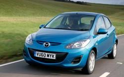 Mazda2 automatic