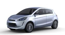 Mitsubishi compact car concept