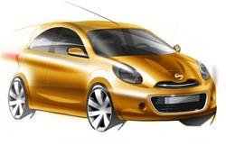 Nissan global compact car concept 2010