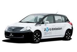 Nissan electric vehicle platform