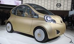 2009 Nissan Nuvu