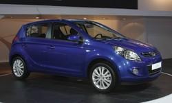2009 Hyundai i20 1