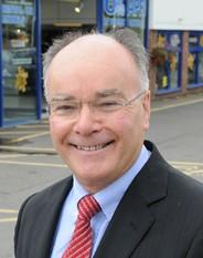 David Hare, group finance director of Budgen Motors