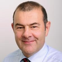 VW Commercial Vehicles national franchise manager Chris Blue 2010