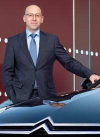 Andrew Wady, Citroen UK fleet director