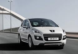 Peugeot 5008 Hybrid4