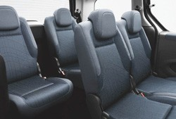 Peugeot Partner Tepee with two extra seats