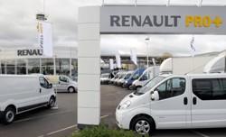 Renault Pro+ dealership