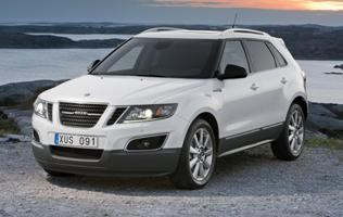 Saab 9-4X Crossover will launch in UK in late 2011