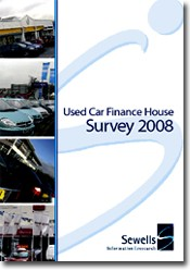 Sewells Used Car Finance House Survey 2008