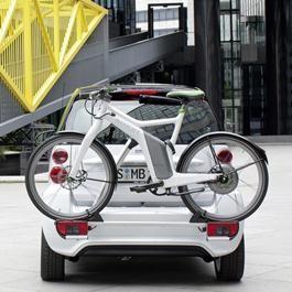 Smart Ebike, due in UK showrooms 2012
