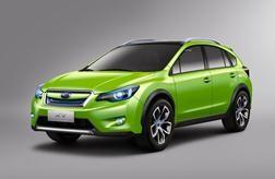 Subaru XV Concept 2011