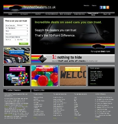 Trusted Dealers website launched January 2011