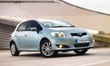Toyota Auris Stop&Start