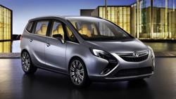Vauxhall Zafira concept
