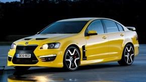 Vauxhall VXR8 2011MY