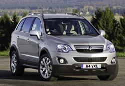 Vauxhall Antara 2011
