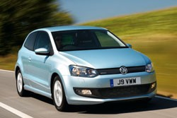 Volkswagen Polo BlueMotion 2010