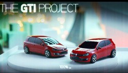Volkswagen Golf GTI project